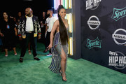 Rapper Cardi B attends the BET Hip Hop Awards 2017 at The Fillmore Miami Beach at the Jackie Gleason Theater on October 6, 2017 in Miami Beach, Florida.