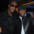 Chris Spencer and J.B. Smoove Photos