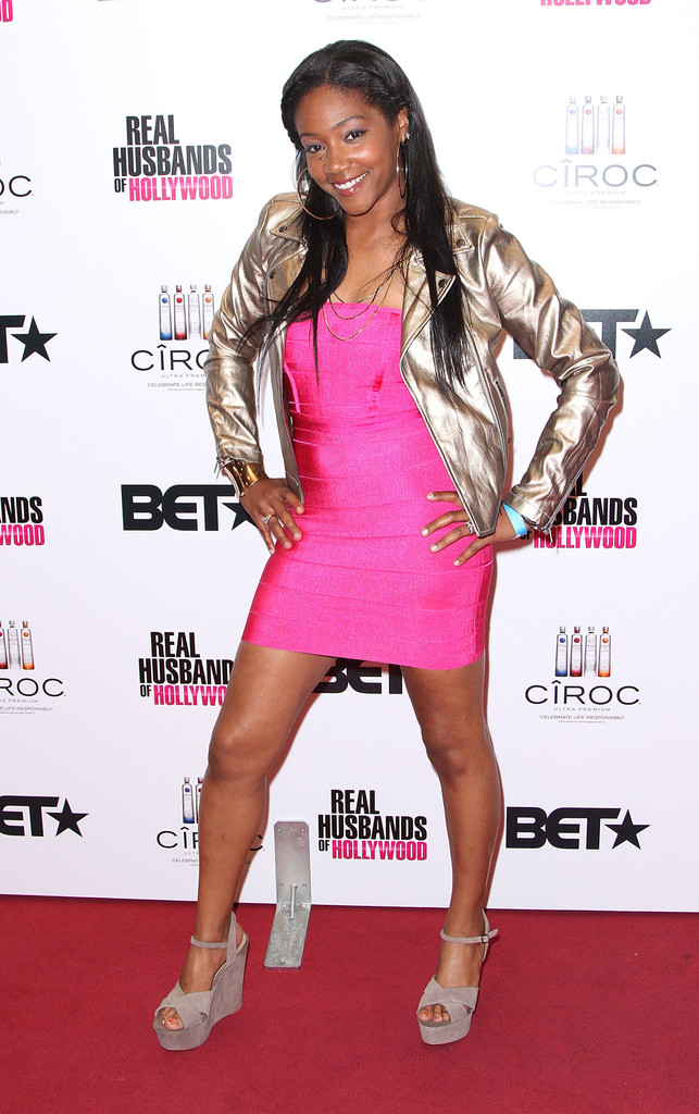 Tiffany Haddish Photos Photos Bet S Quot Real Husbands Of