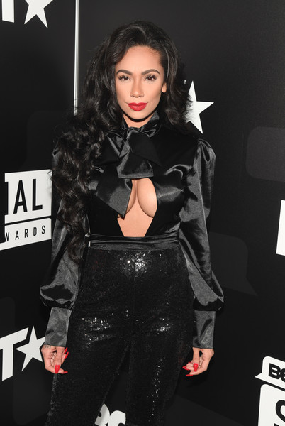 BET's Social Awards 2018 - Arrivals - 64 of 87