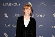 Emily Beecham attends the BFI Luminous Fundraising Gala at The Roundhouse on October 01, 2019 in London, England.