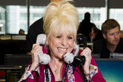 Barbara Windsor attends the annual BGC Global Charity Day at BGC Partners on September 11, 2014 in London, England.