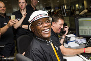 Samuel L Jackson attends the annual BGC Global Charity Day at BGC Partners on September 11, 2014 in London, England.