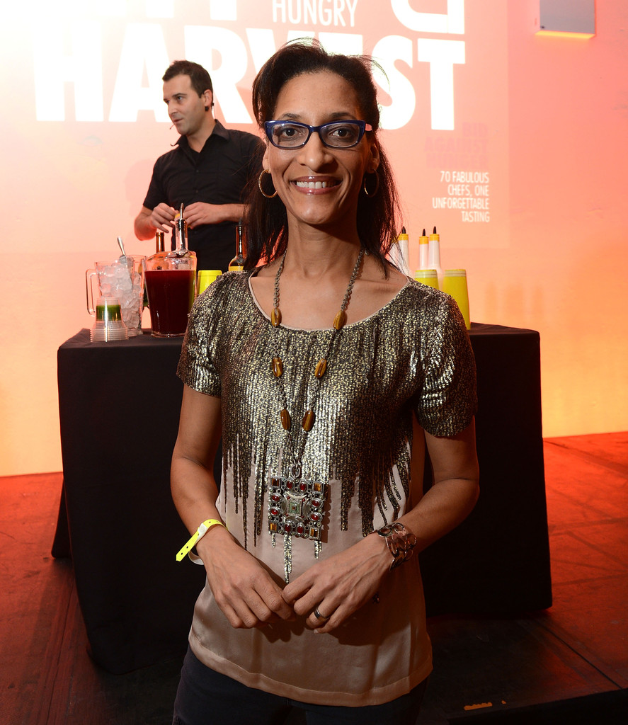 Carla Hall Photos Photos