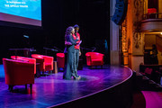 Catherine Brewton and Wardell Malloy on stage during BMI's How I Wrote That Song 2018 on January 27, 2018 in New York City.