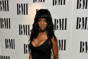 Heather Small  attends the BMI Awards held at The Dorchester Hotel on October 5, 2010 in London, England.