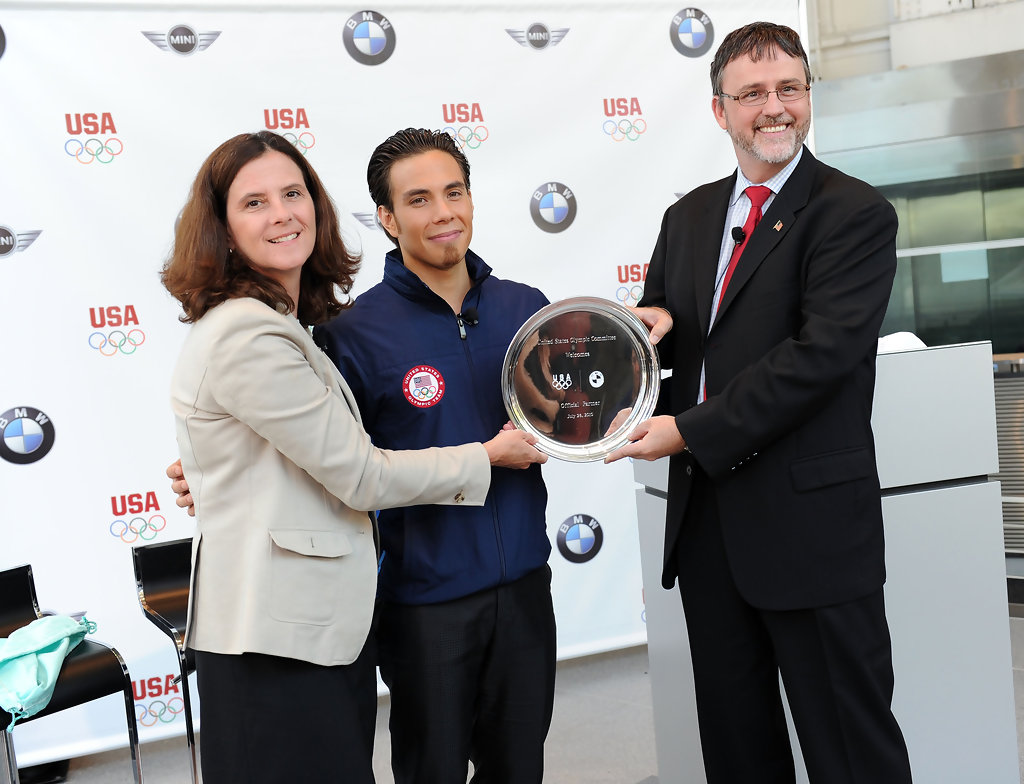 Anton United States  city photos : Apolo Anton Ohno Photos Photos BMW Group & The United States Olympic ...
