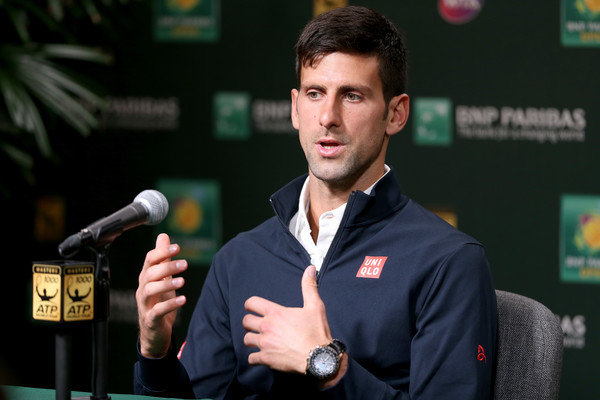 Novak Djokovic Determined To Learn From His Past Mistakes