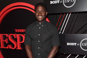 NFL Player Reggie Bush attends the BODY at The EPYS Pre-Party at Avalon Hollywood on July 11, 2017 in Los Angeles, California.