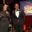 Jimmy Jean-Louis and Garcelle Beauvais
