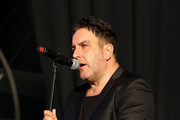Terry Hall of The Specials performs at BT London Live celebration Concert at Hyde Park on August 12, 2012 in London, England.