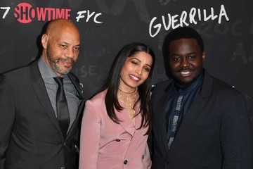 Babou Ceesay Showtime's 'Guerrilla' FYC Event - Red Carpet