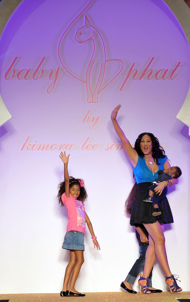 Baby Phat Amp Kls Collection Runway Spring 2010 Mbfw