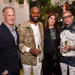 Tyson Beckford and Leslie Lawrence Photos