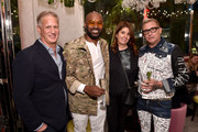 Tyson Beckford and Leslie Lawrence Photos Photo