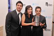 Ben Stiller Erica Oyama Photos Photo