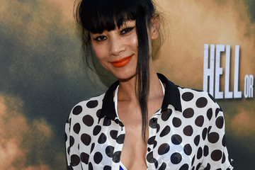 Bai Ling Los Angeles Red Carpet Screening of 'Hell Or High Water'