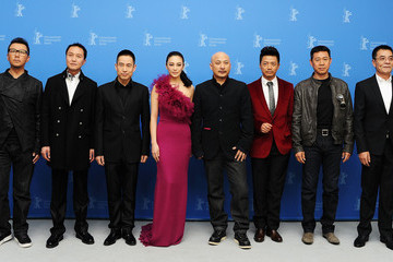 "Wu Gang ""Bai Lu Yuan"" Photocall - 62nd Berlinale International Film Festival"