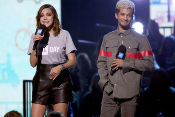 Bailee Madison WE Day California To Celebrate Young People Changing The World
