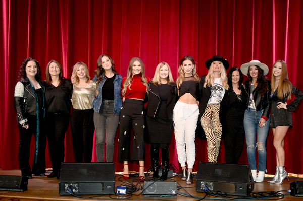 2017 CMT Next Women of Country Celebration