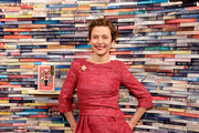 Camilla Rutherford attends the Baileys Women's Prize for Fiction 2017 in front of the Women's Prize Library at the Royal Festival Hall on June 7, 2017 in London, England.