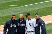 Derek Jeter and Mariano Rivera Photos Photo