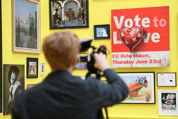 Banksy Grayson Perry Previews The Great Spectacle: 250 Years Of The Summer Exhibition