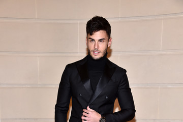Baptiste Giabiconi 'Chanel Collection des Metiers d'Art 2016/17 : Paris Cosmopolite': Photocall At Hotel Ritz