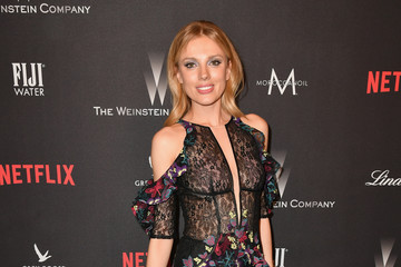 Bar Paly 2017 Weinstein Company and Netflix Golden Globes After Party - Arrivals