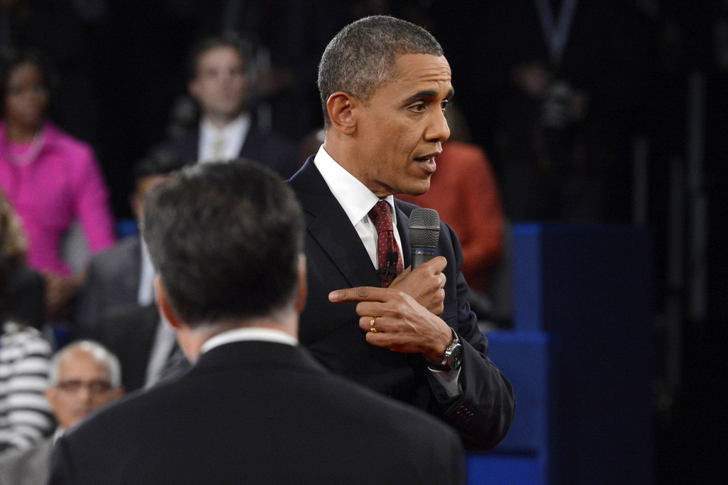 a comparison of the american presidential candidates barack obama and mitt romney in 2012 Obama and romney tackle 14 top science presidential candidates--barack obama and mitt romney--to romney have now answered these top american.