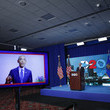 Barack Obama Democrats Hold Unprecedented Virtual Convention From Milwaukee