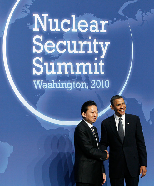 Pesident Obama Hosts World Leaders At Nuclear Security Summit
