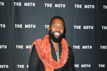 Baratunde Thurston Oh! You Pretty Things! The 2016 Moth Ball, Celebrating all Things Glam and Rock - Honoring Carrie Brownstein