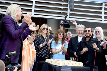 Barbara Bach Ringo Starr Peace & Love Birthday Celebration