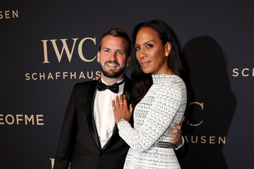 "Barbara Becker IWC Schaffhausen at SIHH 2017 ""Decoding the Beauty of Time"" Gala Dinner"