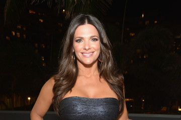 Barbara Bermudo Haute Living Honors Mark And Rhea Burnett At Fontainbleau Miami Beach