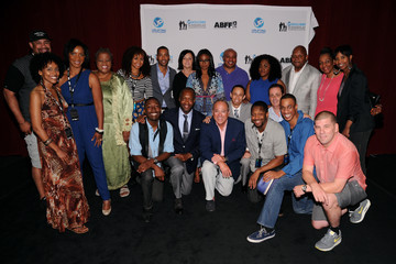 Barbara Fisher 2014 ABFF_ UP TV Live Table Read