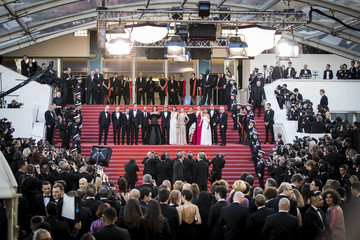 Barbara Lennie 'Everybody Knows (Todos Lo Saben)' & Opening Gala Red Carpet Arrivals - The 71st Annual Cannes Film Festival