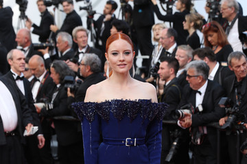 Barbara Meier 'The Meyerowitz Stories' Red Carpet Arrivals - The 70th Annual Cannes Film Festival