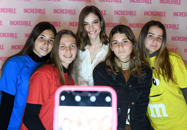 Angel Barbara Palvin Launches New Incredible By Victoria's Secret Collection