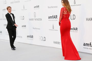 Barbara Palvin amfAR's 22nd Cinema Against AIDS Gala - Arrivals