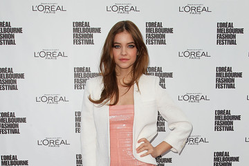 Barbara Palvin L'Oreal Melbourne Fashion Festival: Day 3