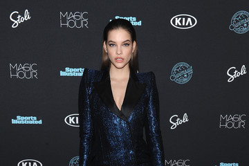 Barbara Palvin Sports Illustrated Swimsuit 2018 Launch Event