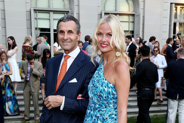 Barbara Regna The Frick Collection Garden Party in NYC