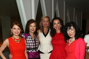 Barbara Regna Jean Shafiroff Hosts Annual Luncheon For The New York Women's Foundation