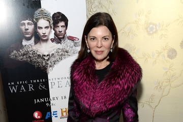 Barbara Tfank The Weinstein Company And A+E Networks 'War and Peace' Screening