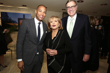 Barbara Walters The Hollywood Reporter's 5th Annual 35 Most Powerful People in New York Media - Inside