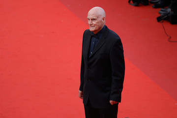 Barbet Schroeder 70th Anniversary Red Carpet Arrivals - The 70th Annual Cannes Film Festival