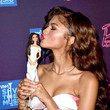 Zendaya Shows Off Her Barbie Doll