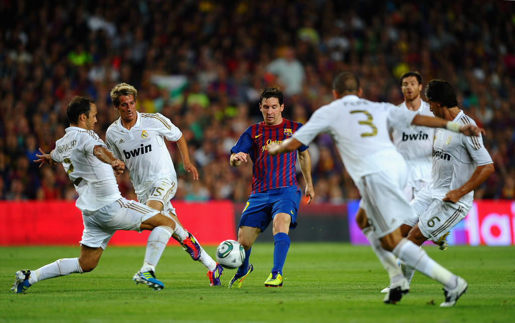 Real Madrid Barcelona Super Cup